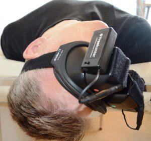 Positionstest i Hallpikes position diagnostisera kristallsjuka i bakre båggången höger balansorgan