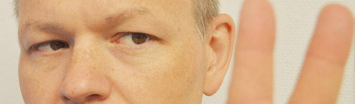 Undersökning av blickriktningsnystagmus