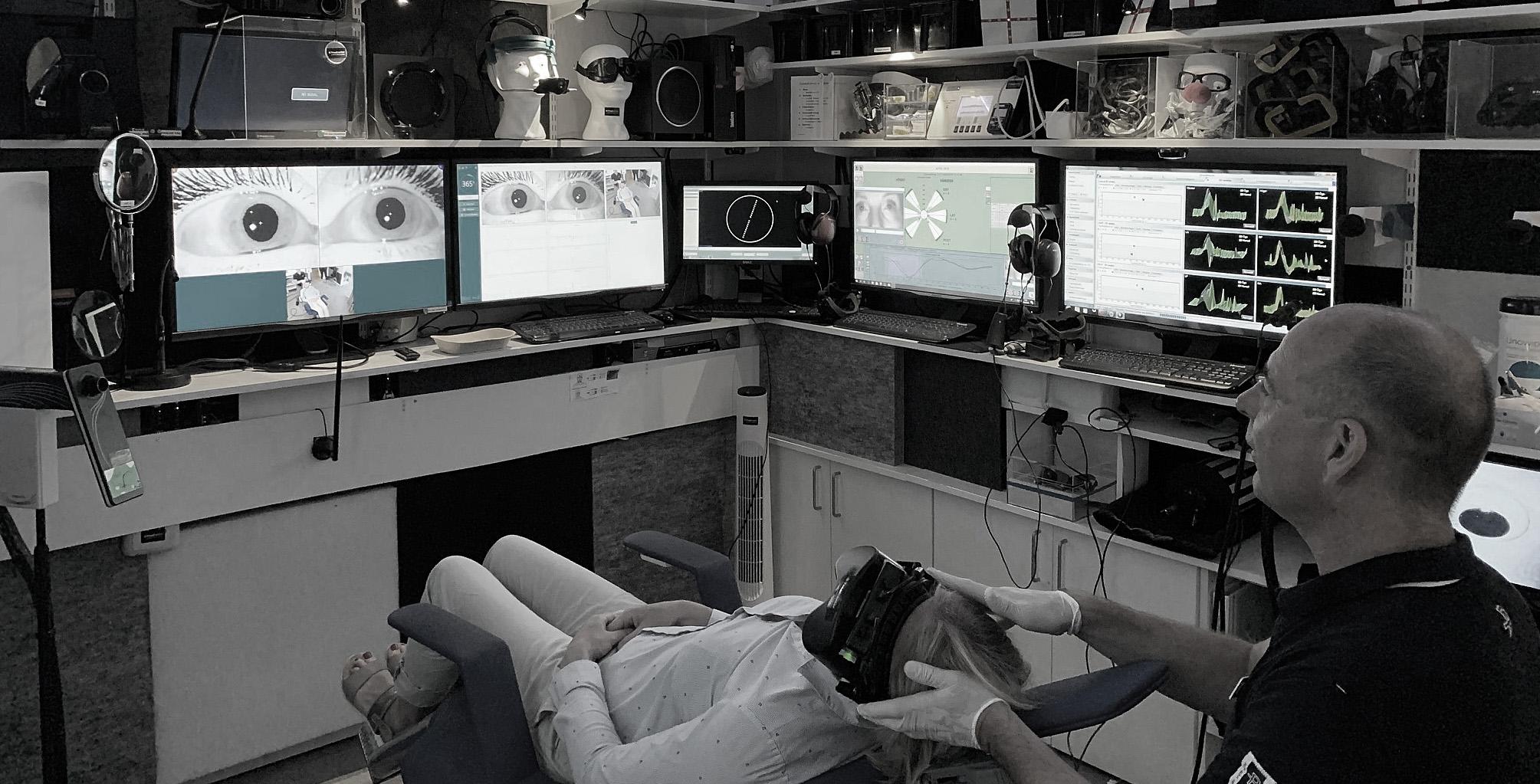 Bild balanslaboratorium